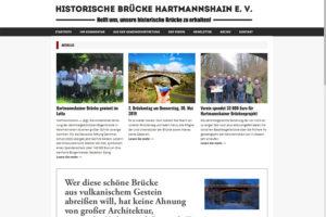 Website: hartmannshainer-bruecke.de