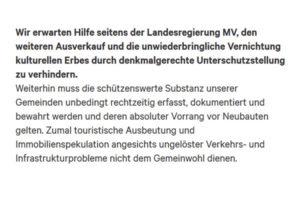 Kleinhempel-Haus auf change.org
