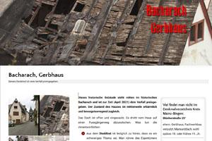 Screenshot Bacharach IRHB