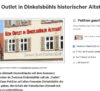 Dinkelsbühler historische Altstadt